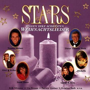 Stars Singen Die Schönsten Weihnachtslieder.Stars Singen Ihre Schönsten Weihnachtslieder Various Amazon De Musik
