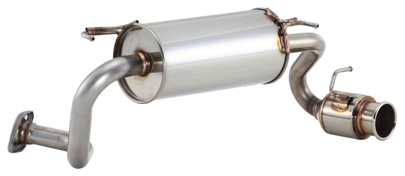 フジツボ (FUJITSUBO) マフラー【 POWER Getter typeRS 】三菱 CD/CE9A ランエボI~III 100-32034 B007PWEWXM 三菱 CD / CE9A ランエボI~III