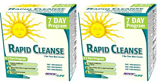 Renew Life Total Rapid Cleanse product image