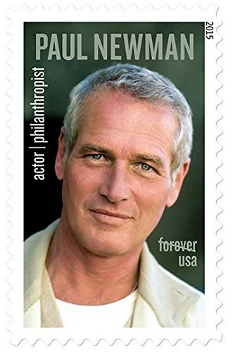 Amazon PAUL Newman USPS Forever Stamps Sheet Of 20 Postage