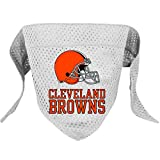 Hunter MFG Cleveland Browns Mesh Dog Bandana, Large
