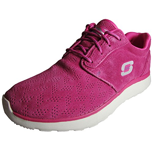 Skechers Womens Counterpart Rasberry Walking Shoe - 8.5