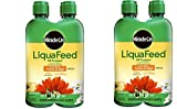 MiracleGro LiquaFeed All Purpose Plant Food Refill Pack, (Liquid Plant Fertilizer) 16 oz. (8 Count)