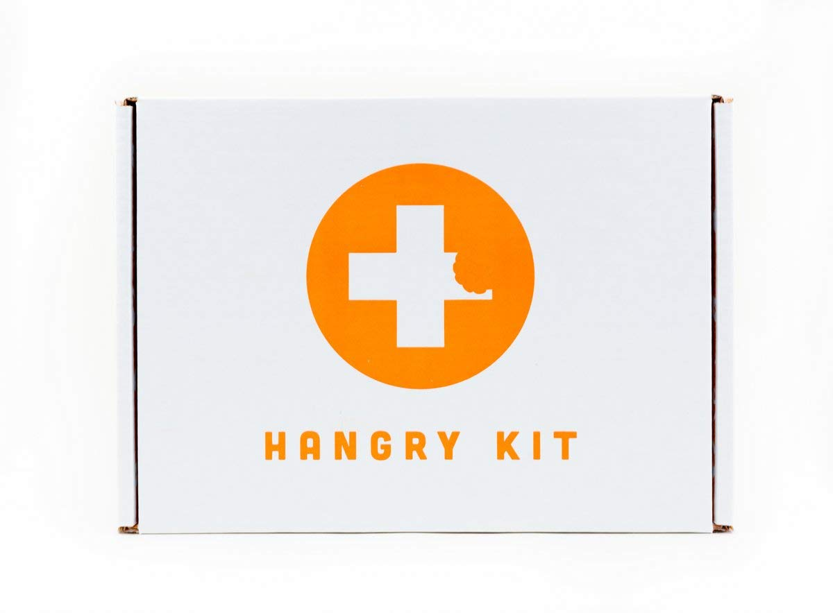 HANGRY KIT - Woman kit - Care Package - Gift Pack - Variety of 42 Bars, Teas, Candies,Cookies and other Snacks Included - 100% Guaranteed by Hangry Kit (Image #3)