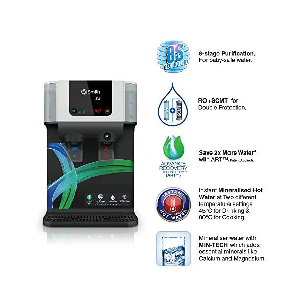 ao smith water purifier review