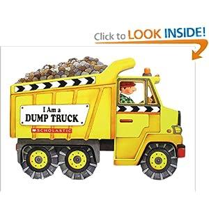 I Am A Dump Truck Josephine Page