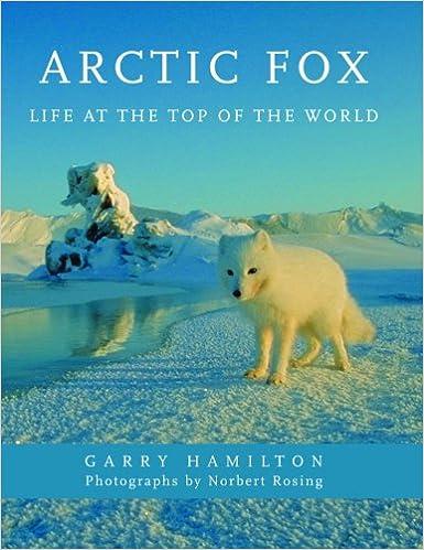 Amazon.com  Arctic Fox  Life at the Top of the World (9781554073412)  Garry  Hamilton fc9343688f048