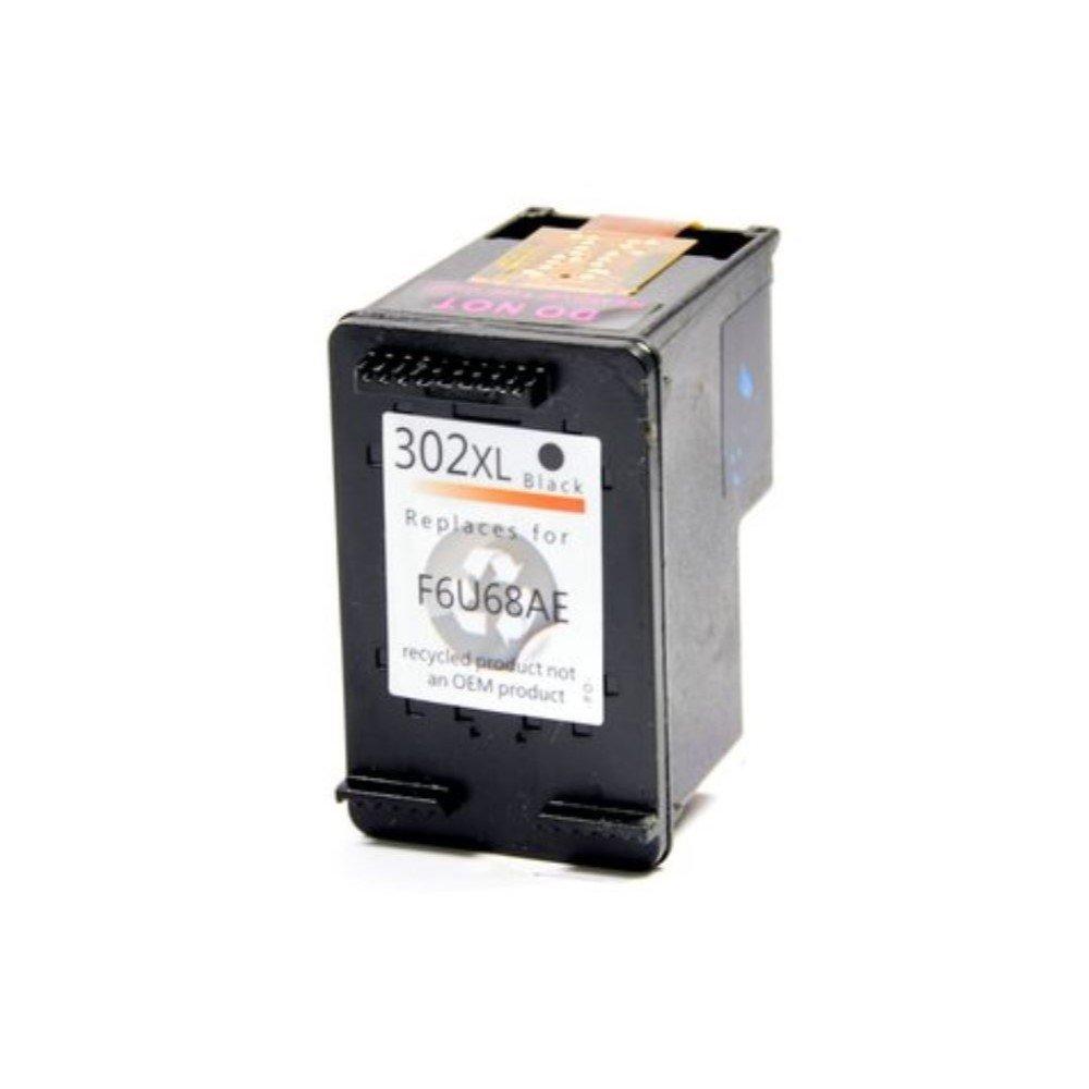 Cartucho DE Tinta Premium 302XL Negro REMANUFACTURADO para HP Envy ...