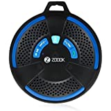 Zoook Zb-Aqua Bluetooth Speaker (Black and Blue)