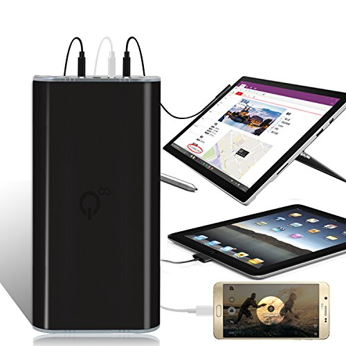Qi-infinity™ Surface Pro 4 External Battery