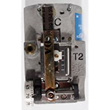 Johnson Controls T-4002-201 Thermostat Direct-Acting Single Temperature Horizontal with Degree F Dial