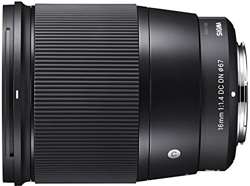 Sigma 16mm F1.4 Dc Dn Contemporary Lens For Micro Four Thirds