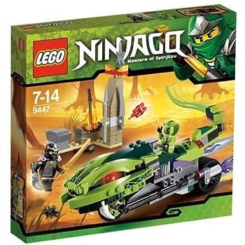 Lego ninjago lashas bite cycle toys games - Lego ninjago nouvelle saison ...