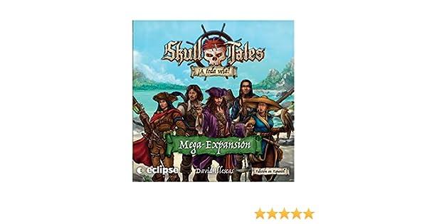 Eclipse Skull Tales A Toda Vela: Mega Expansion - Juego de Mesa [Castellano]: Amazon.es: Juguetes y juegos