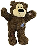 KONG Wild Knots Bear Dog Toy, Medium/Large Colors Vary