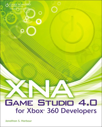 XNA Game Studio 4.0 for Xbox 360 Developers by Jonathan S. Harbour, Publisher : Course Technology PTR