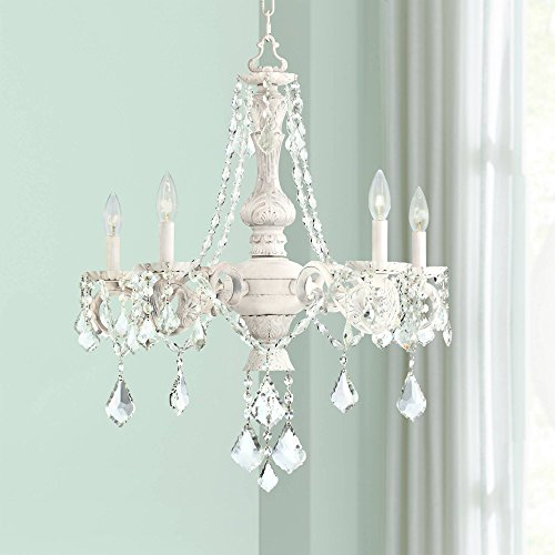 Kathy Ireland Chateau de Conde 26 Wide 5-Light Chandelier