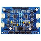 Motor Controller, 4 Channel, 4.5A, 4.5-12V - For Rover 5 Chassis (Supports Encoder Mixing)
