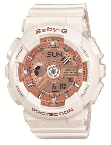 Casio Baby-G Big Case Series Lady's Watch BA-110-7A1JF (Japan Import) by Casio