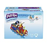 Health & Personal Care : Pull-Ups Cool & Learn Training Pants for Boys, 3T-4T, 66 Count by Pull-Ups