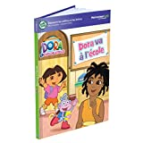 LeapFrog Tag Book: Dora Goes to School (French Version)