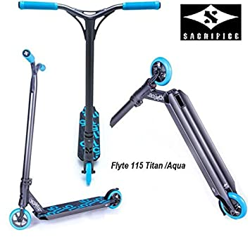 Sacrifice Flyte 115 2014 Stunt-Scooter 3,0 kg integrated Ti ...