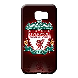samsung galaxy s6 Protection Skin Forever Collectibles cell phone carrying cases liverpool fc