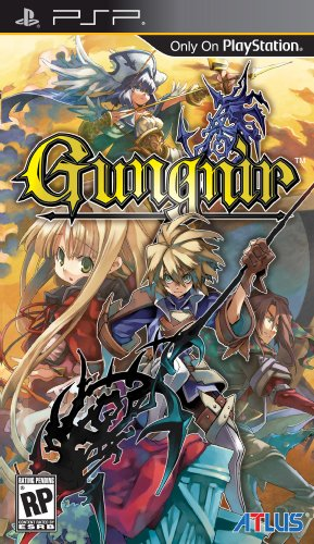 Gungnir - Sony PSP