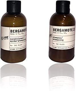 product image for Le Labo Bergamote 22 Shampoo & Conditioner - lot of 2 (1 of each) - 3oz bottles.