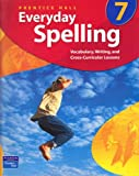 img - for Everyday Spelling : Vocabulary, Writing, and Cross-Curricular Lessons, Grade 7 book / textbook / text book