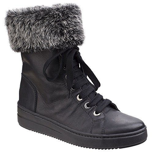 ladies Flexx Arno Womens It Boots The Black Up Cuff qgESq4