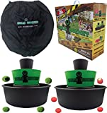 Bucket Ball Best Deals - BULZiBUCKET Beach, Tailgate, Camping, & Yard Game Indoor/Outdoor by Kid Agains
