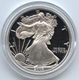 2003 American Silver Eagle Proof Dollar US Mint Original Mint Packaging