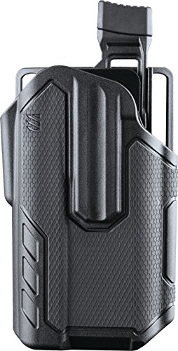 Why Should You Buy BLACKHAWK! Omnivore MultiFit Surefire X300U-A Light Bearing Holster, Right, Black...