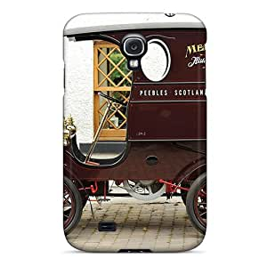 Hot ZiGtuhx3045FXGyO Model A Delivery Van Tpu Case Cover Compatible With Galaxy S4