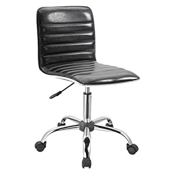 Amazon Com Duhome Home Office Chair Armless Executive Office Task