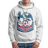 SAMMOI Crystal Palace FC Men's Pullover Hood S White