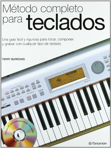 M??todo completo para teclados / Complete Method for Keyboards by Terry Burrows (2010-01-06): Amazon.com: Books