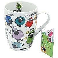 Dublin Gift 3148D Wacky Woollies Ceramic Mug
