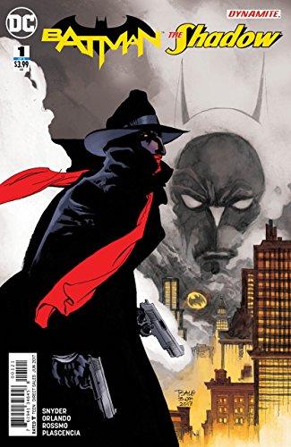 Batman/Shadow (2017) #1 of 6 VF/NM Tim Sale Variant Cover DC Dyanamite