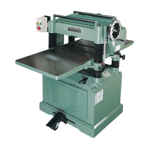 General International 30-300HCM1 5 HP 20-Inch Planer with Helical Cutterhead by General International