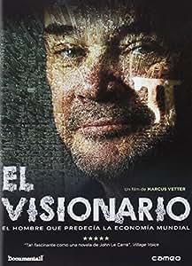 El visionario [DVD]