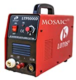 MOSAIC PILOT ARC LTP5000D 50A Plasma Cutter 1/2″ CLEAN Cut with extra 20 pcs consumables PCON