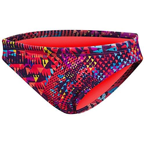 Tyr Machu Durafast One Bikini 2PC Bottom Female Purple/Multi X-Large(14/16) ()