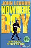 capa de John Lennon Nowhere Boy