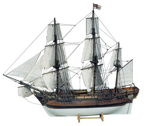 Billings Boats HMS Bounty Galleon Wood Boat Kit - Hms Bounty Wood