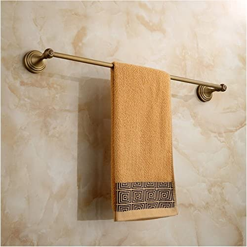 60%OFF European all-copper towel bar/Antique towel bar/Retro country Towel rack