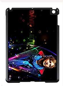 Case Cover Design David Guetta DV04 for Ipad 2 Border Rubber Silicone Case Black@pattayamart