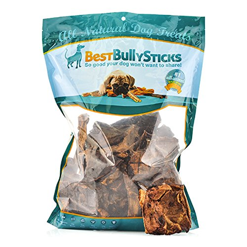 Cheap Best Bully Sticks Premium Lamb Puff Dog Treats by (1.5 Pound Value Pack)