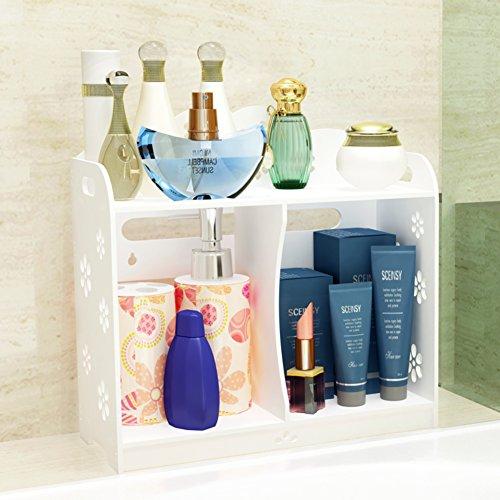 chic toilet/Bathroom storage rack/Bathroom Bathroom Storage rack/Vanity cosmetic/Storage Box-A